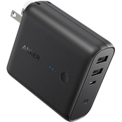 Anker PowerCore Fusion 5000 Power Bank and Wall Charger