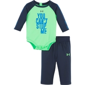 Under Armour Infant Boys You Can't Stop Me 2 pc. Set