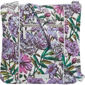 Vera Bradley Hipster Signature Cotton, Lavender Meadow