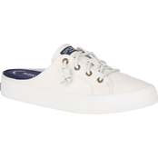 Sperry Women's Crest Vibe Mule Canvas Sneakers