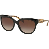 Michael Kors Round Smoke Gradient Sunglasses 0MK2083300513