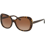 Tory Burch T Temple Butterfly Sunglasses TY7133