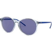 Ray Ban Phantos Trasparent Sunglasses 0RB4371640176