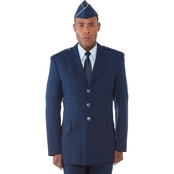 Air Force Officer Service Dress Coat