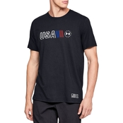 Under Armour Freedom USA Banner Tee