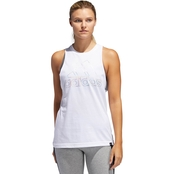 adidas Iridescent Badge of Sport Tank Top