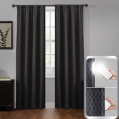 Maytex Ultimate Light Blocker Smart Curtains