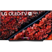 LG 55in 4K HDR Smart OLED TV w/ AI ThinQ OLED55C9PUA