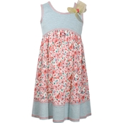 Bonnie Jean Little Girls Challais Dress