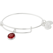 Alex and Ani Swarovski Color Code January Bangle