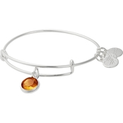 Alex and Ani Swarovski Color Code November Bangle