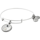 ALEX AND ANI Yin Yang Bangle
