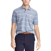 Chaps Cotton Mesh Polo Shirt