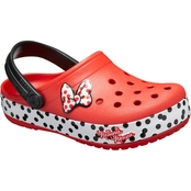 Crocs Toddler Girls Minnie Dots Clogs