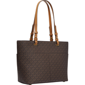 Michael Kors Bedford Medium Logo Tote Bag