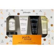 philosophy Peel and Reveal Mask/Peel Trial Set