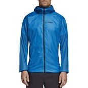 adidas Outdoor Agravic Alpha Shield Hooded Jacket