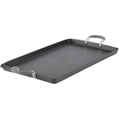 Circulon 10 x 18 Double Burner Griddle