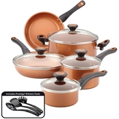 Farberware 12-Piece Set - Copper