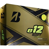 Bridgestone e12 Soft Yellow Golf Balls