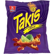 Takis Fuego Hot Chili Pepper and Lime Stix 20 pk.