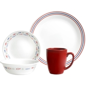 Corelle 16 pc. Dinnerware Set Harbor Town