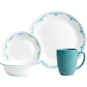 Corelle Garden Lace 16 pc. Dinnerware Set