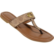 COACH Women's Jessie Thong Sandals
