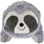 Animal Adventure Popovers Travel Pillow Sloth