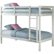 Hillsdale Caspian Twin Over Twin Bunk Bed