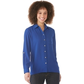 Michael Kors Drop Shoulder Pocket Shirt