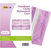 Ogrow PE Greenhouse Cloche PE Replacement Cover