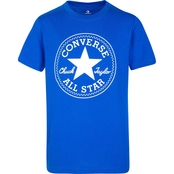 Converse Boys Tee with Chuck Taylor Patch Logo