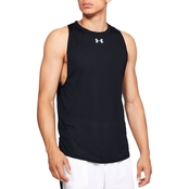 Under Armour Baseline Performance Basketball Tank Top