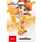 Nintendo amiibo Daisy Super Smash Bros (2DS XL +  3DS XL + NS + Wii U)
