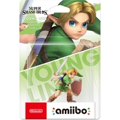 Nintendo amiibo Young Link Super Smash Bros (2DS XL +  3DS XL + NS + Wii U)