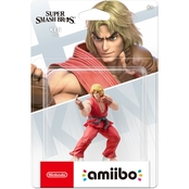Nintendo amiibo Ken Super Smash Bros (2DS XL +  3DS XL + NS + Wii U)