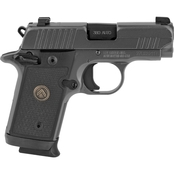 Sig Sauer P238 Legion 380 ACP 2.7 in. Barrel 7 Rds 3-Mags Pistol Gray
