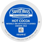 Keurig Swiss Miss, Milk Chocolate Hot Cocoa 64 ct.