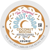 Keurig The Original Donut Shop, Coconut Mocha 72 ct.