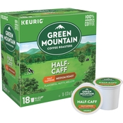 Keurig Green Mountain Coffee, Half Caff 72 ct.
