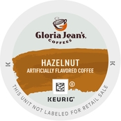 Keurig Gloria Jeans Coffees, Hazelnut 72 ct.