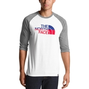 The North Face Americana TriBlend Baseball Tee