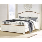 Benchcraft Wystfield Panel Bed 5 pc. Set