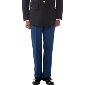 Army Sr. NCO And Officer Trousers with Gold Braid AB 451 (ASU)