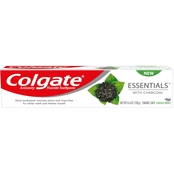 Colgate Essentials Charcoal Toothepaste 4.6 oz.