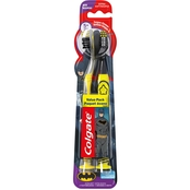 Colgate Kids Batman Extra Soft Manual Toothbrush 2 pk.