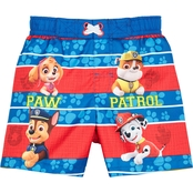 Nickelodeon Infant Boys Paw Patrol Swim Trunks