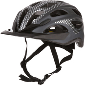 Schwinn Beam Reflective Lighted Adult Helmet