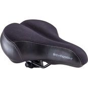 Schwinn Gateway Commute Memory Foam Bike Saddle